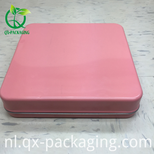 Hot Sale Tin Box With Window