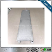 3003 aluminum alloy water cooling panel for battery