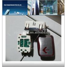 LG Aufzug Blindenschrift T2030 10C Aufzug Halle Schaltfläche, Aufzug Schaltfläche Preis