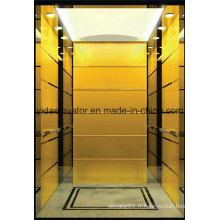 Ascenseur à passagers haute vitesse pour machine sans chambre (JQ-N018)