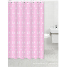 2016 neue Designrollen für Dusche mit rosa Schmetterling