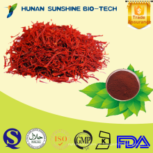 Saffranal / Crocus sativus L. / 0,2% 0,4% Safranal / 95% Croctinsäure