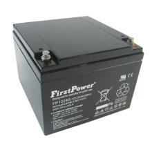 Solar Control Equipment Reserve Deep Cycle Battery 12V24AH