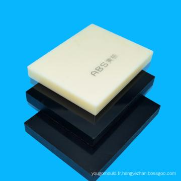 Feuille d'ABS de champ d'appareil électronique pour le tableau de bord