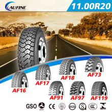 Neumáticos TBR triángulo todo acero Radial neumático del carro del carro (11. 00R20) con Gcc Bis punto