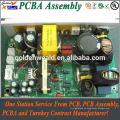 asamblea PCBA del circuito de control del montaje para la placa madre con SMT asamblea pcba y pcb asamblea OEM / ODM