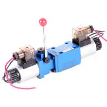 Válvula de controle direcional manual do solenóide 4WEMM6