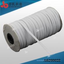 La fábrica modifica al máximo la característica de la alta tenacidad el elástico trenzado respetuoso del medio ambiente de alta calidad respetuoso del medio ambiente