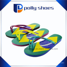 Vente en gros de mode Brésil Men Beach Walk Slipper