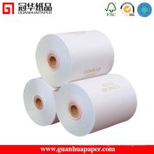 ISO Factory vend immédiatement des rouleaux de papier autocopiant