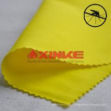tecido repelente de insetos 100% algodão não tóxico para camisas