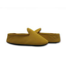 Factory Cheap price for Kids Slippers soft yellow hotel style slippers shoes supply to Gibraltar Exporter