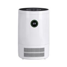 electricsterilize led dorm room desk top deodorizer dehumidifier home cooler for bedroom breathe clean personal air purifier