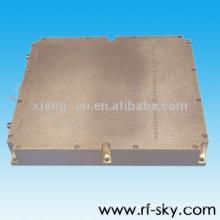 1.5: 1 Entrada VSWR 500-1000MHz Venta de bajo ruido Amplificadores de microondas
