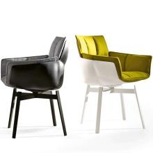 Cadeira moderna da cadeira do café da mobília para casa