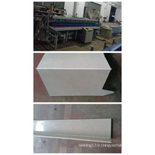 30mm Thickness 6000mm Length Plastic Sheet Bending Machine