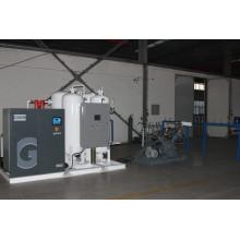 Machine de remplissage de bouteilles d'oxygène