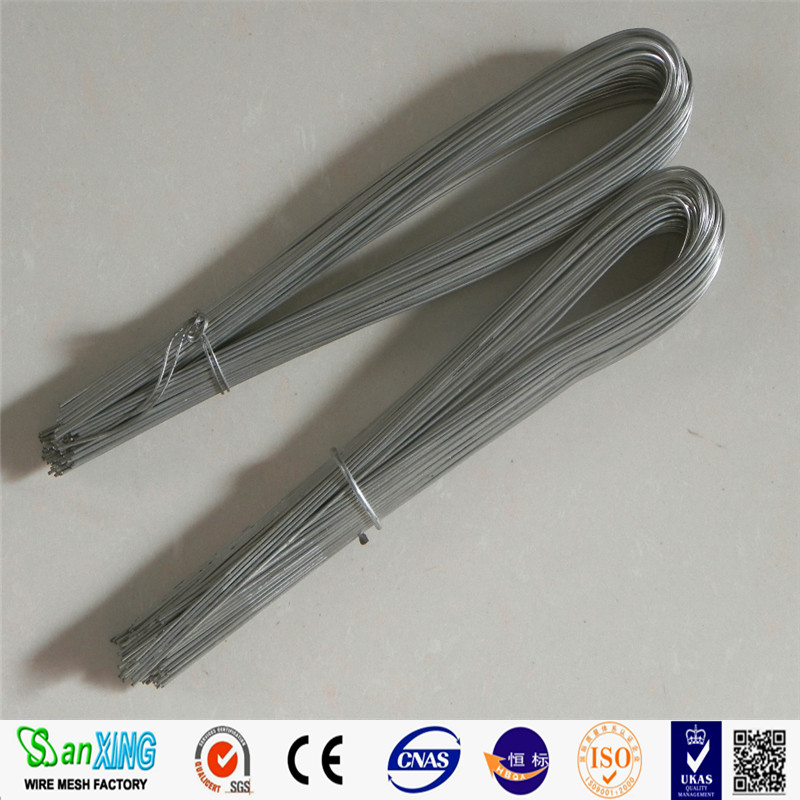 China Galvanized Iron U Type Wire For Construction Industry ...
