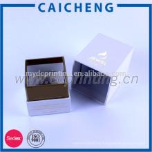 Cajas de papel de embalaje de cosméticos de tapa dura de alta calidad