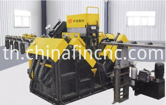 Steel Drilling Machine