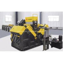 Angle iron drilling machine