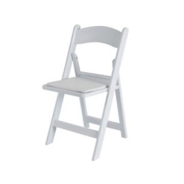 Cadeiras Dobráveis para Casamento Branco