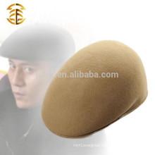 2015 Fashion Top Quality Man 100% Wool Fedora Hat