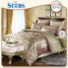 GS-JAC-13 new design polyester home european style bedding set