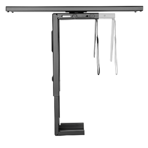Special Design for China Office Accessories Supplier,  Office Accessories Manufacturer, CPU Holders Producer Swivel Adjustable Under Desk CPU Stand Computer CPU Holder supply to Qatar Factory