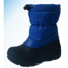 Синий Дешевые Детские Зимние Ботинки