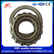 Roulement à rouleaux coniques métriques en acier chromé 30207 dans la promotion
