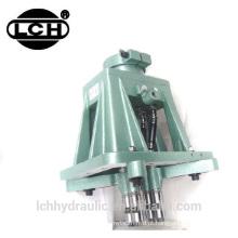 cnc da linha central da cabeça 4 multi com a plataforma petrolífera da máquina de perfuração portátil do poço