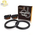 Fitness-Gymnastik-Ringe-Statur-Hochschwierigkeits-Übung