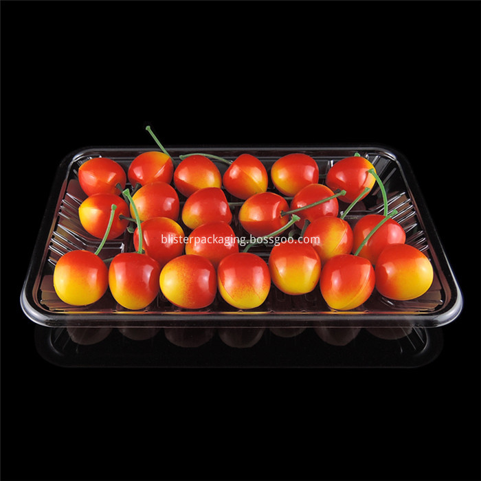 Plastic Fruit Packing Tray