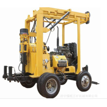 130m Geotechnical Machinery Water Well Drilling Rig Machine com melhor preço