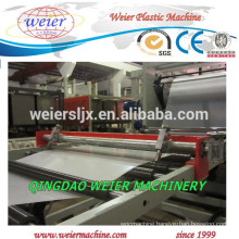 thickness as 2mm of PP sheet extruder machinery
