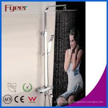 Fyeer Новый дождевой Thermostaic ванна и Смеситель для душа (FT15004A)