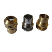 Precision CNC Machined Copper Parts