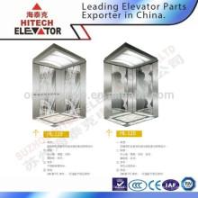 Cabine de décoration pour ascenseur / Acier inoxydable / HL-119