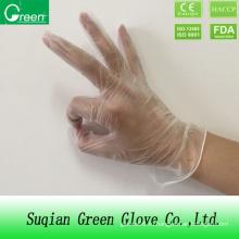 Прозрачные перчатки для виниловых перчаток