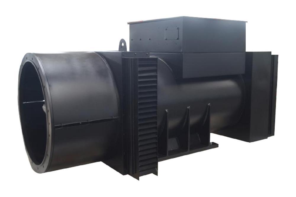Evotec Lower Voltage 1000kw Three Phase Generator