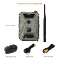 battery powered motion detection GSM SIM card security camera wireless