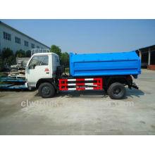 Dongfeng Mini 4cbm pequeña rueda de camión de basura