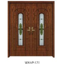Porta de madeira competitiva (WX-VP-171)