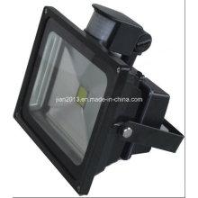 50W IP65 PIR Bewegungs-Sensor IR-Steuerpult LED-Scheinwerfer