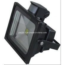 50W IP65 PIR Sensor de movimiento IR Controlador LED Floodlight