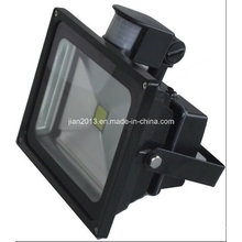 50W IP65 PIR Motion Sensor Contrôleur infrarouge LED Floodlight