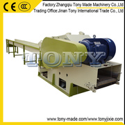 110kw & 10 T/H Woodworking Machinery Wood Chipper