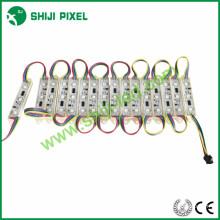 12v dc polychrome 3pcs smd5050 rgb led module