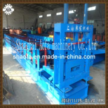 C Purlin Roll Forming Machine (AF-80-300)